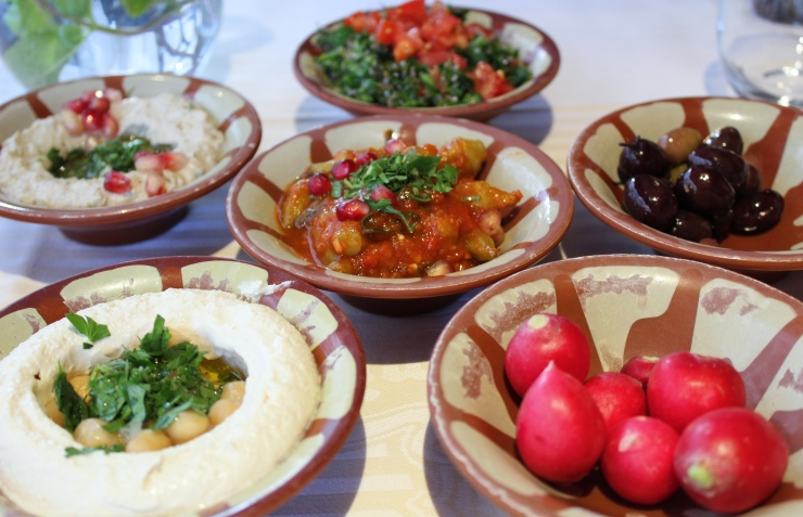 Al Adjami, restaurant