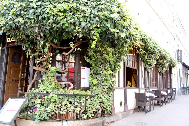 Le Basilic, restaurant