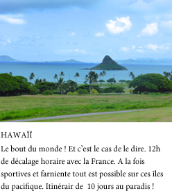 Hawaïï