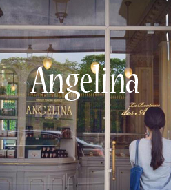 Restaurant Angelina Paris