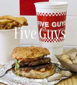 Fast Food Five Guys