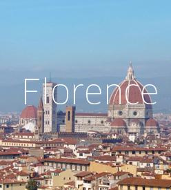 Itinéraire à Florence