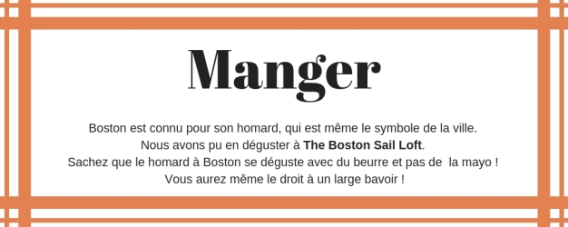 Manger Boston
